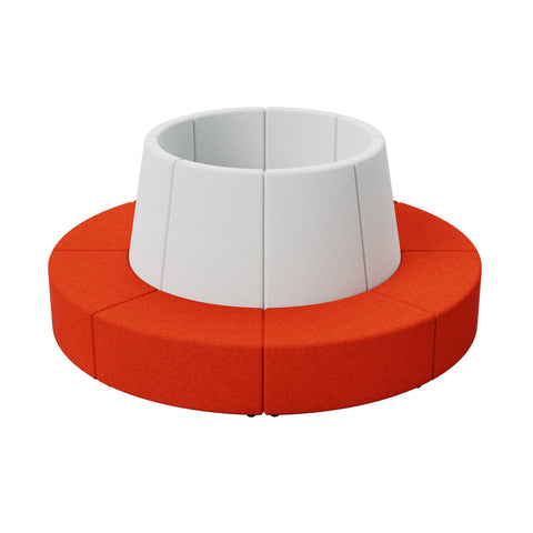 Flix Tall Seating by Keen Education Furniture