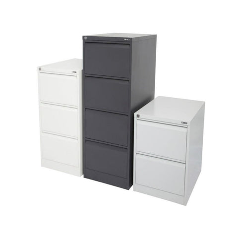 GO Steel Filing Cabinets by Keen Education Furniture