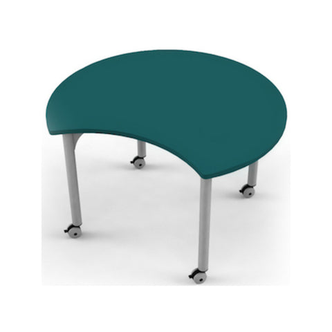 Podz Fixed Leg Crescent Table (In Stock)