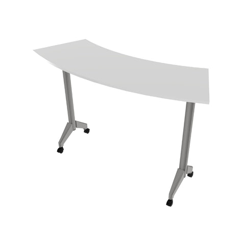 Sebel Pirouette Fixed Curved Table