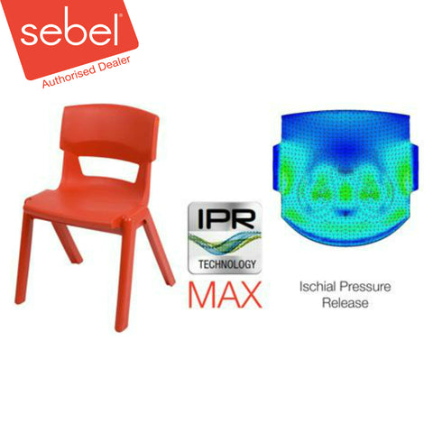 The Postura Max Student Chair by Keen