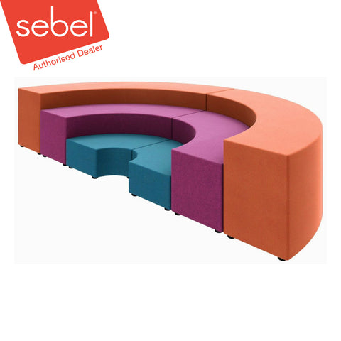 The Ring Ottoman Setting by Keen Education