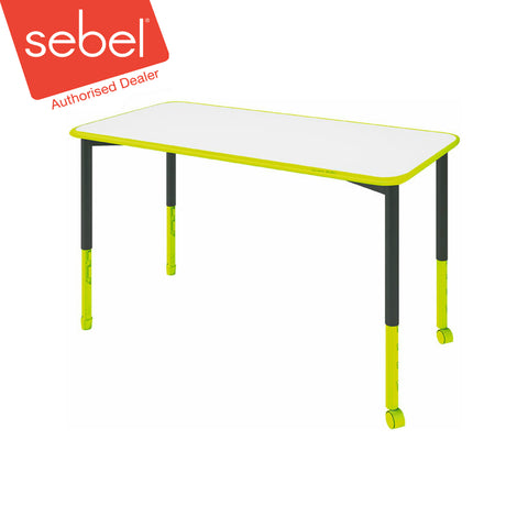 Sebel Flex 1200 Twist'n'Lock Table