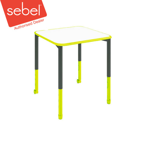 Sebel Flex 600 Twist'n'Lock Table