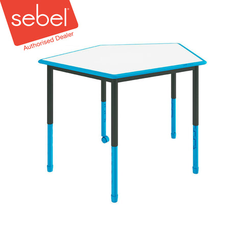 Sebel Twist'n'Lock Cinque Table