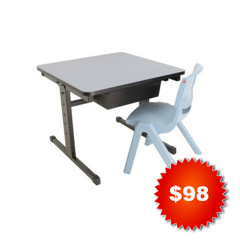 Studiwell Single Student Desk (Special Offer)
