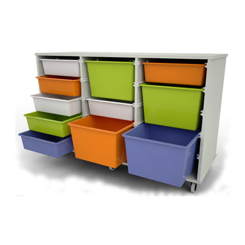 Carnivale 15 Compartment Trolley (In Stock)