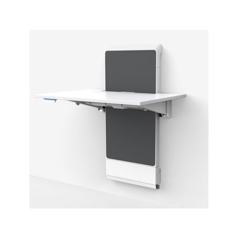 Juv Sit-Stand Wall Desk & Panel Mount