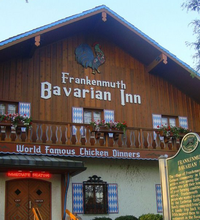 Raise your hand if you've been to Frankenmuth