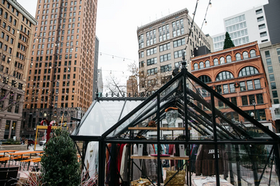Downtown Holiday Markets!