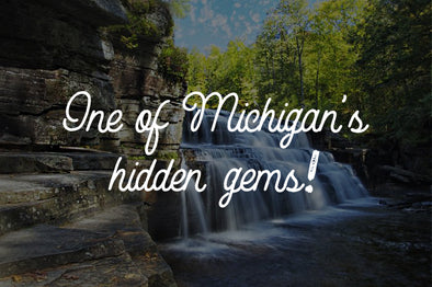 Michigan Has a Grand Canyon?! WHAT!