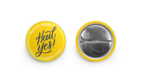 Hail Yes Button