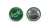 Sparty On! Button