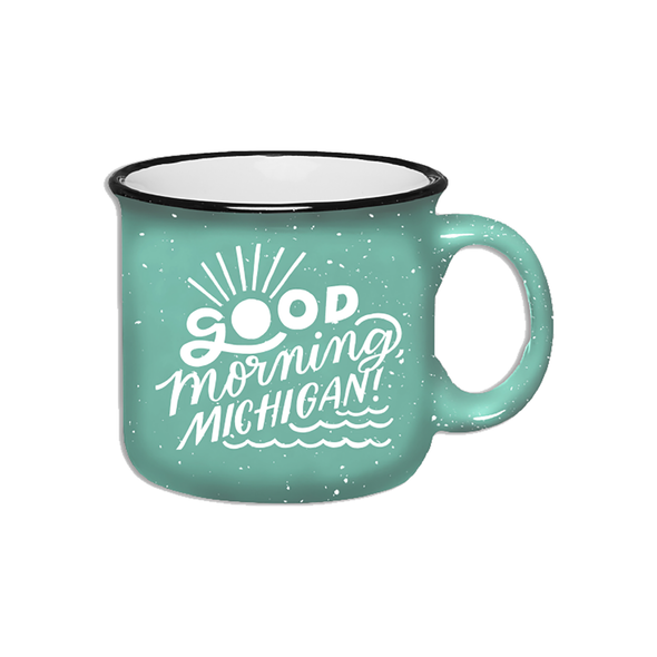 Good Morning, Michigan Mug