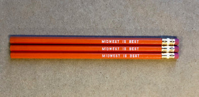 Midwest is Best Pencil