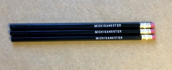 Michigangster Pencil