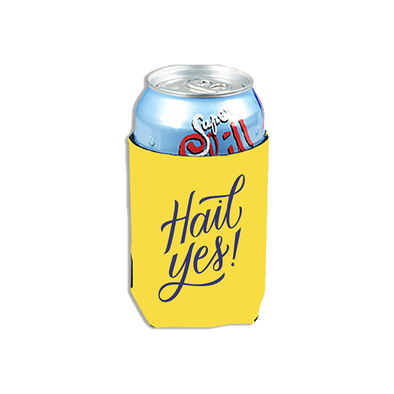 Hail Yes Koozie