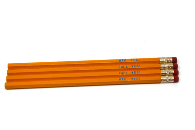 Hail Yes Pencil