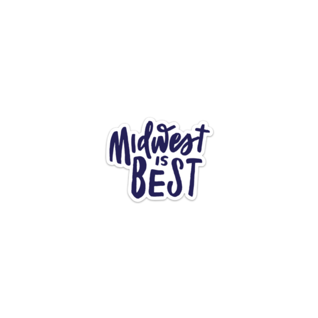 Midwest Industry Authentic sticker