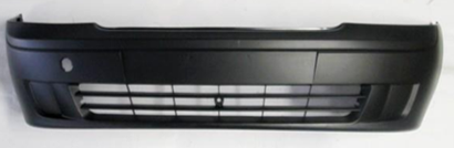 Opel Corsa Utility Front Bumper Without Fog Lamp Hole 03+