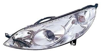 Peugeot 407 Head Lamp Unit LH/RH 2004-2008
