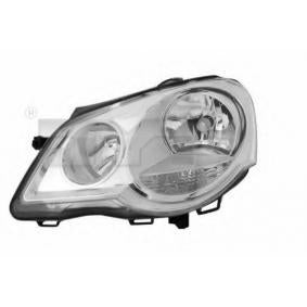 VW Polo5 Head Light LH/RH 2005-2008