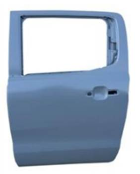 Ford Ranger Rear Door Shell for Double Cab LH/RH 2012+