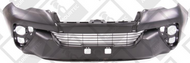 Toyota Fortuner Front Bumper 2016+