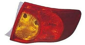 Toyota Corolla Tail Lamp Outer LH/RH 2008-2010