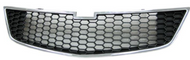 Chev Spark Grille Lower With Chrome Frame 2010+