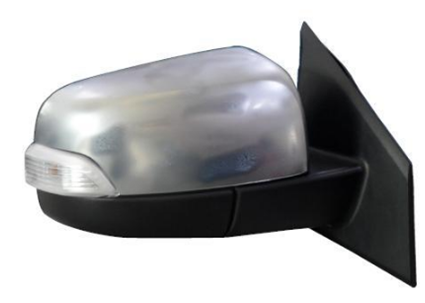 Mazda BT50 Door Mirror LH/RH Electric with Indicator Lamp 2012+