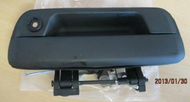 Opel Corsa Utility Tailgate Outside Handle With Key Hole 03+