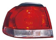 VW Golf 6 Outer Tail Lamp LH/RH 2009-2013