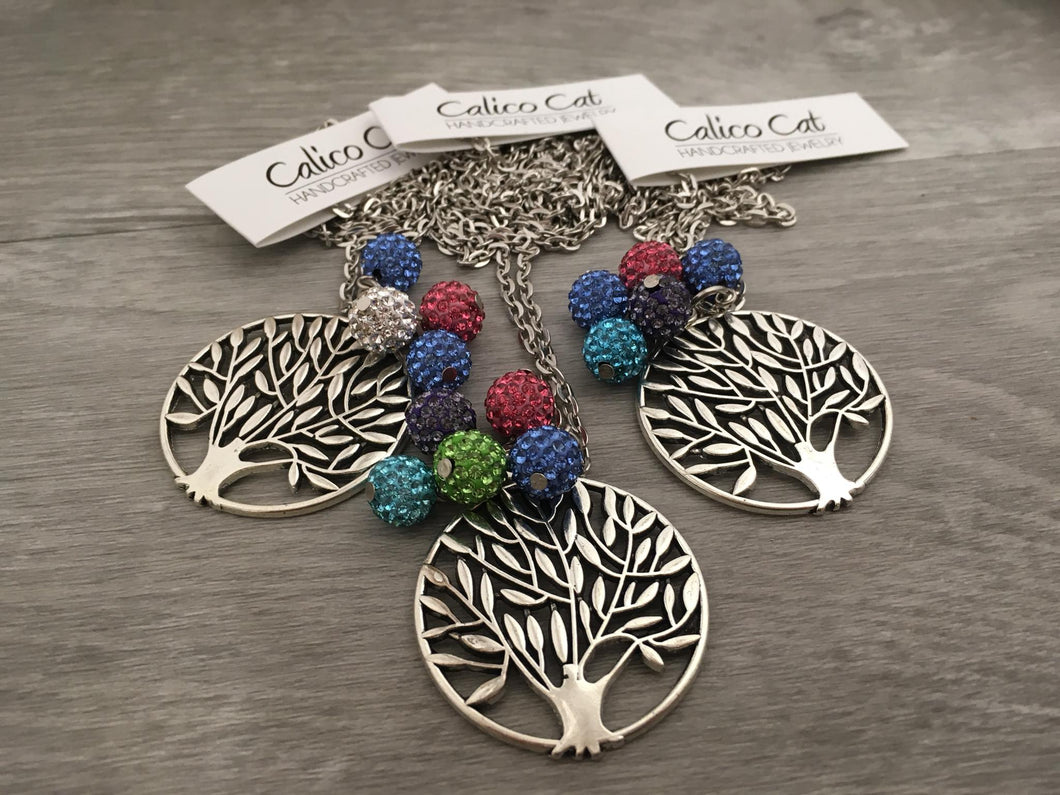 Family Tree Necklace | custom