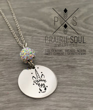 Dream Big Unicorn Necklace