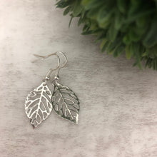 Charm Earring | Leaf Original Small