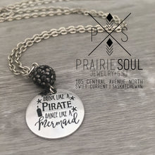 Necklace | Drink Like a Pirate Dance Like a Mermaid