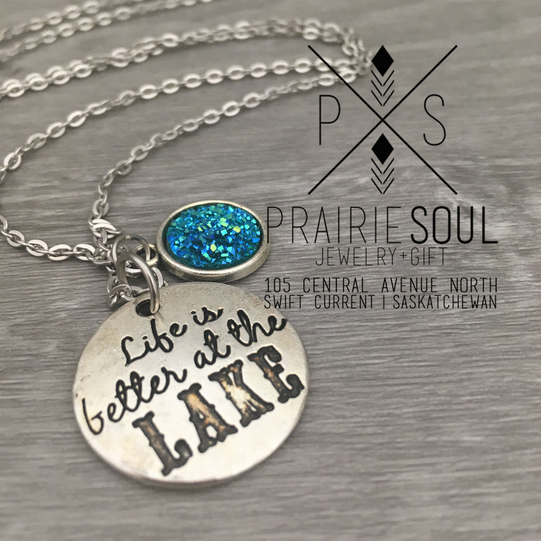 Necklace | Life is better at the Lake