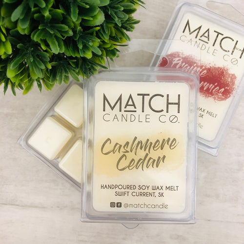 Match Soy Wax Melts