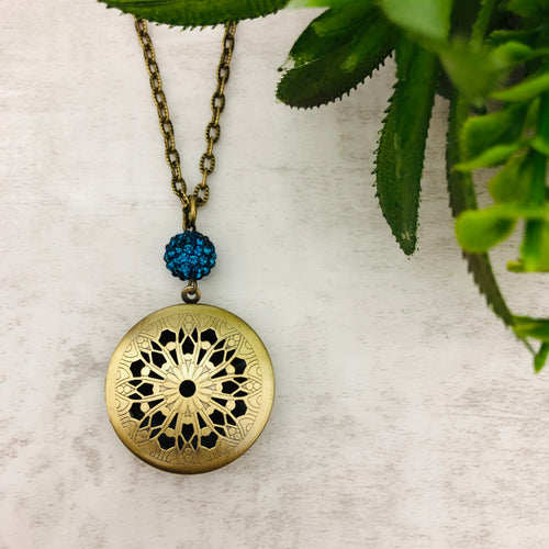 Aromatherapy Necklace | Style 3