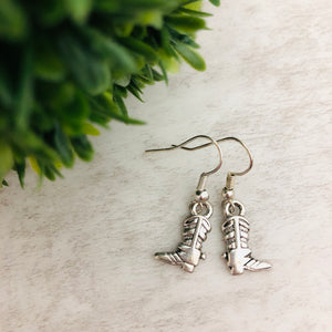 Charm Earring | Cowgirl Boots