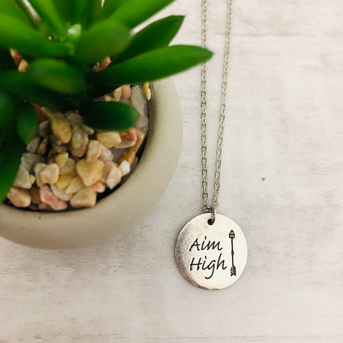 Necklace | Aim High