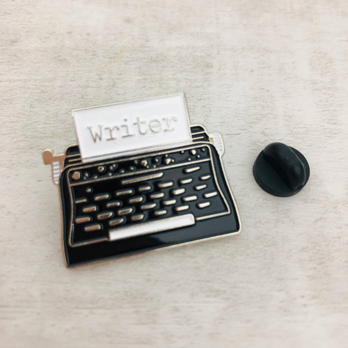 Pin Writer Typowriter