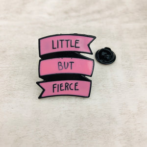 Pin Little But Fierce