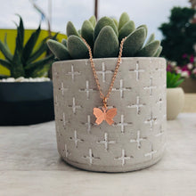 Dainty Necklace | Butterfly