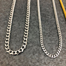 Curb Layering Chain Unisex Necklace