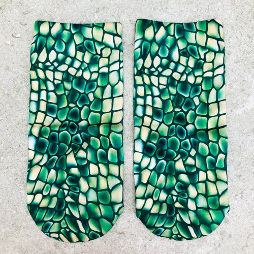 Socks | Crocodlie scales