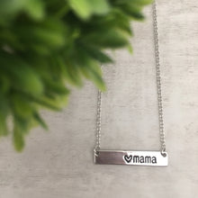 Dainty Necklace | <3 Mama