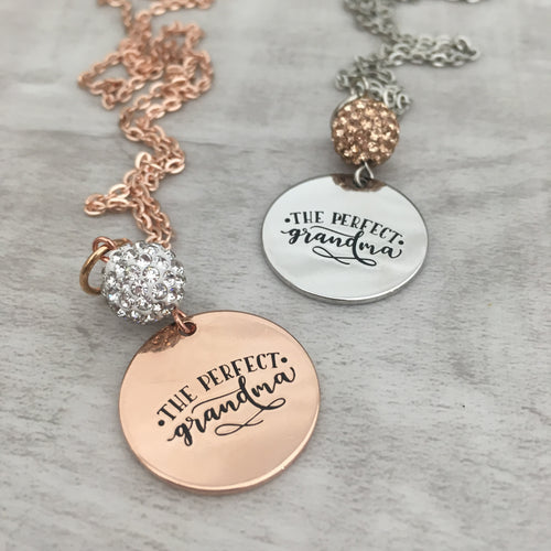 Necklace | The Perfect Grandma