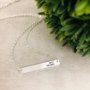 Dainty Necklace | Best Friend